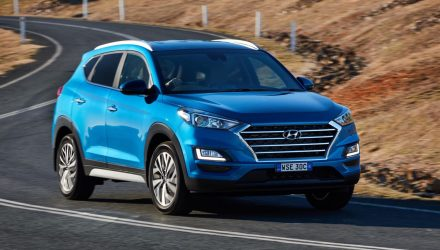 2020 Hyundai Tucson range now on sale in Australia
