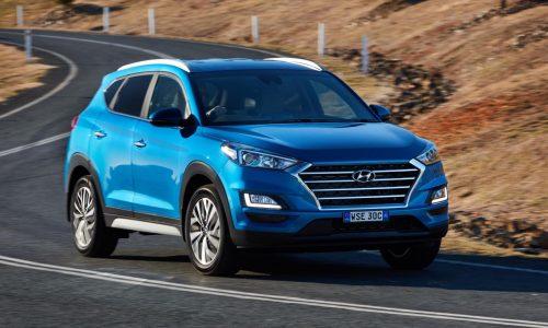 2020 Hyundai Tucson range now on sale in Australia