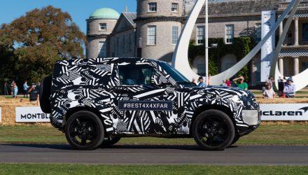 Land Rover Defender Archives | PerformanceDrive