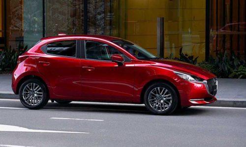 2020 Mazda2 revealed for Japan