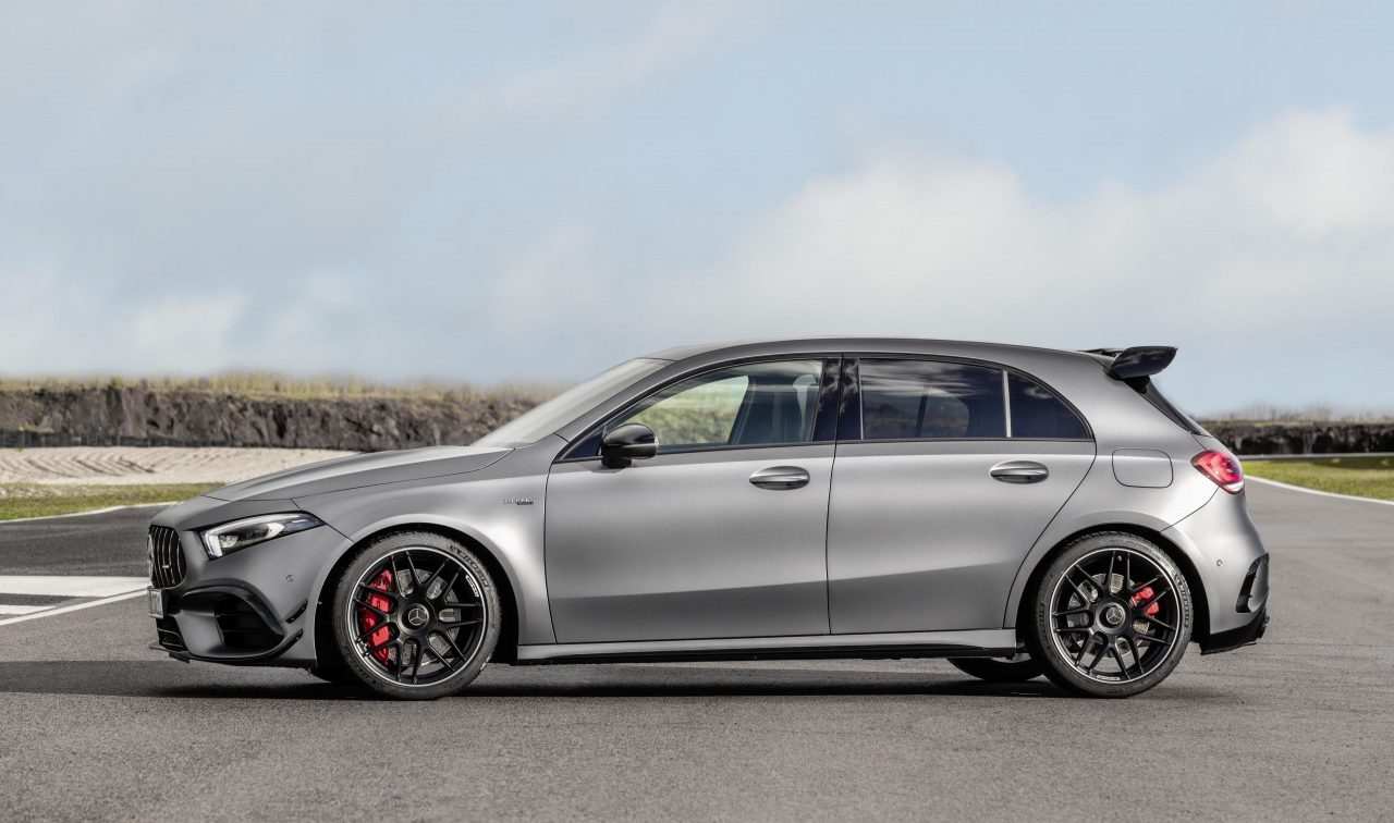 2020 Mercedes-AMG A 45, A 45 S officially revealed ...