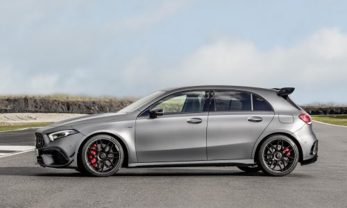 2020 Mercedes-AMG A 45, A 45 S officially revealed