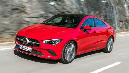 2020 Mercedes-Benz CLA 200 now on sale in Australia
