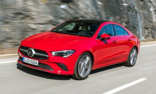 2020 Mercedes-Benz CLA 200 now on sale in Australia