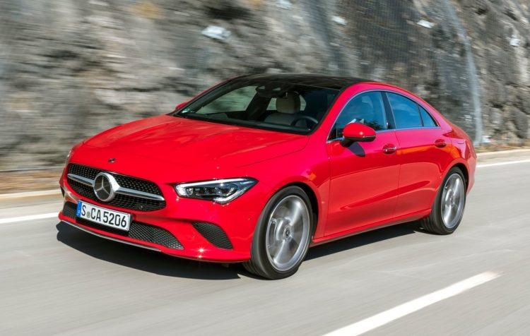 Mercedes Cla 45 Amg For Sale >> 2020 Mercedes-Benz CLA 200 now on sale in Australia | PerformanceDrive