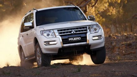 2020 Mitsubishi Pajero announced for Australia