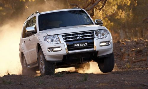 2020 Mitsubishi Pajero announced for Australia