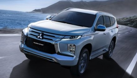 2020 Mitsubishi Pajero Sport officially revealed