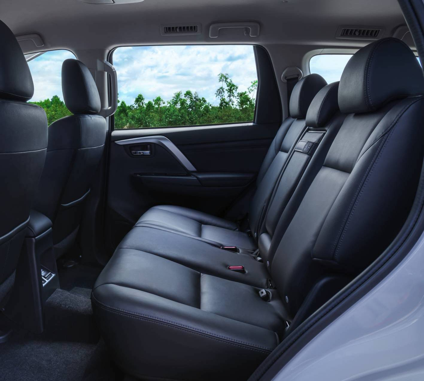 2020 Mitsubishi Pajero Sport Officially Revealed