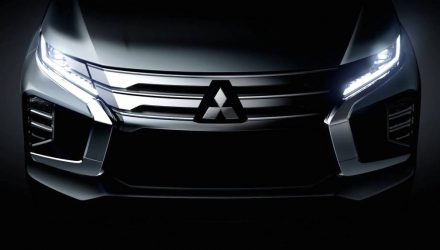 2020 Mitsubishi Pajero Sport previewed, debuts July 25