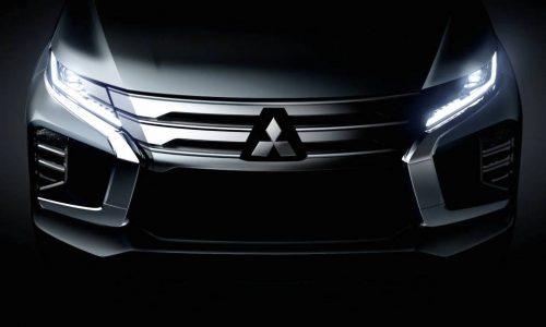 2020 Mitsubishi Pajero Sport previewed, debuts July 25