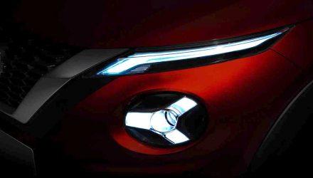 Next-gen 2020 Nissan Juke previews fresh design