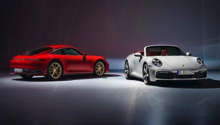 2020 Porsche 911 Carrera '992' base model revealed