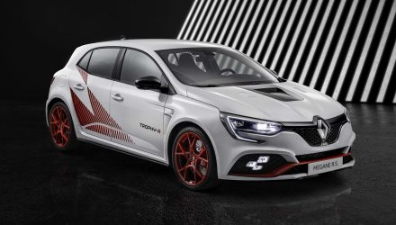Renault Megane RS Trophy-R; 20 units for Australia confirmed