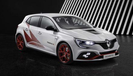 Renault Megane RS Trophy-R; 20 units for Australia confirmed
