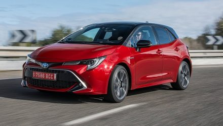 2020 Toyota Corolla update announced for Australia