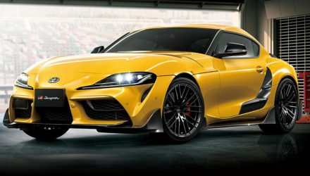 Hardcore Toyota GR Supra could use BMW M 'S58' engine –report