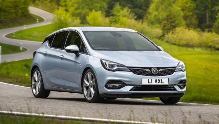2020 Vauxhall/Opel Astra revealed; new powertrains, revised aero