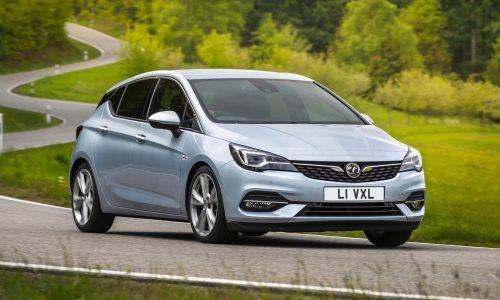 2020 Vauxhall/Opel Astra revealed; new powertrains, revised aero