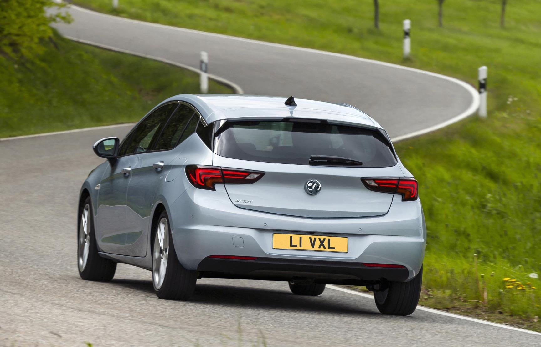 2020 Vauxhall/Opel Astra revealed; new powertrains ...