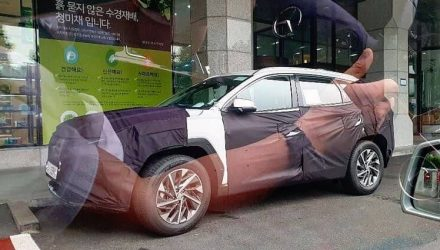 2021 Hyundai Tucson spied; new 2.5 turbo & 2.0 GDi HEV hybrid likely
