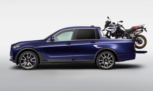 BMW X7 Pick-up concept revealed, needs production version?