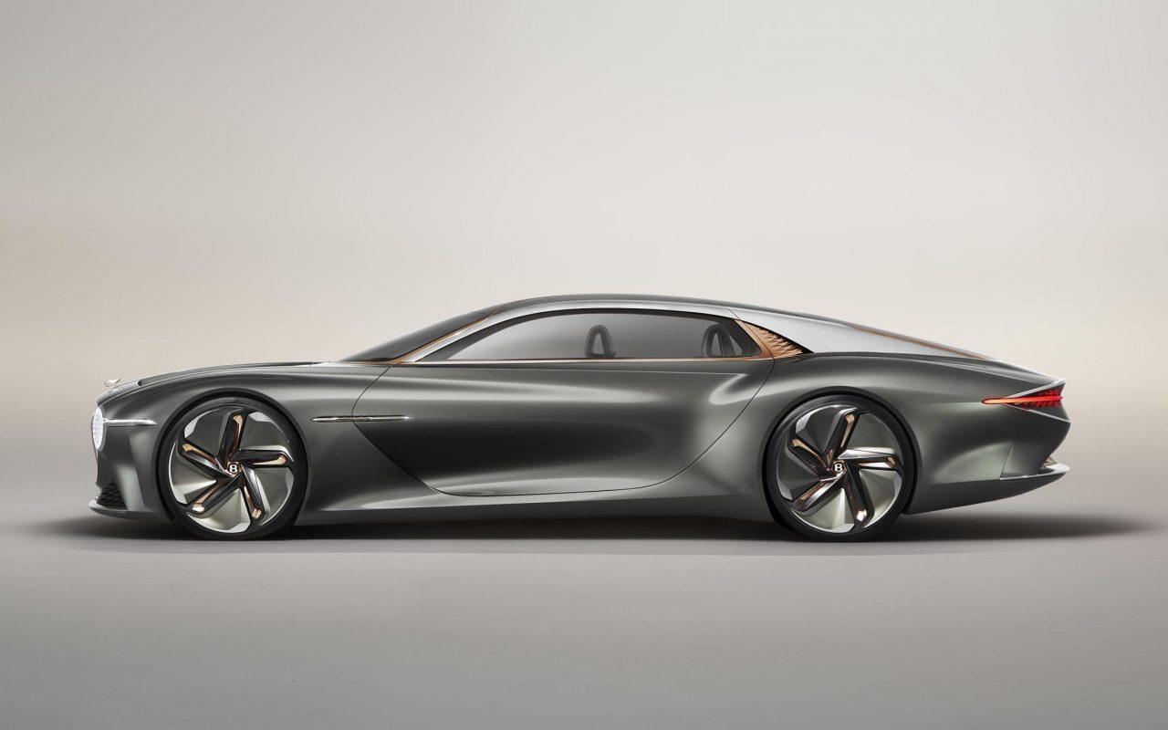 Exquisite Bentley EXP 100 GT concept unveiled ...