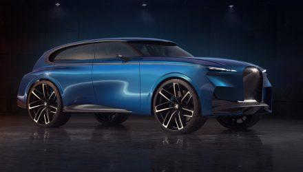 Bugatti Spartacus envisioned as hyper-SUV