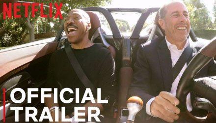 Video: Jerry Seinfeld's Comedians in Cars Getting Coffee, season 11 trailer