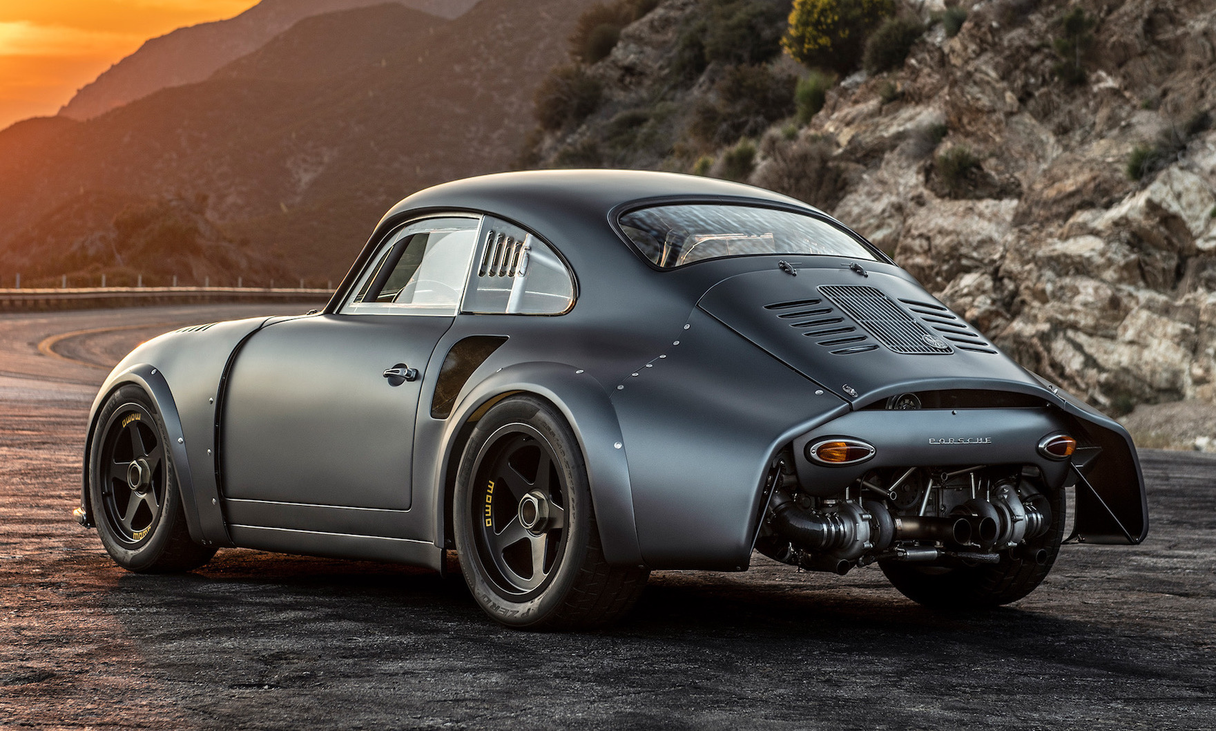 Emory Motorsports creates mean Porsche 356 'RSR ...