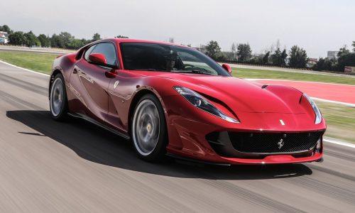 Ferrari 812 'Spider' to be revealed in September