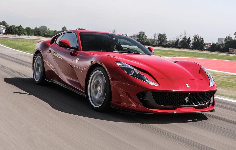Ferrari 812 Spider To Be Revealed In September Performancedrive