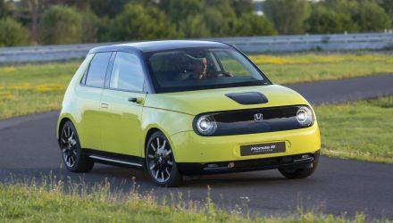 Honda e production car power outputs confirmed