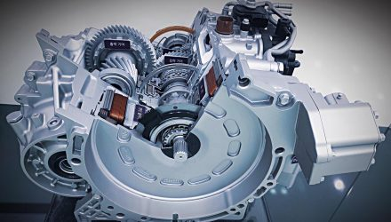 Hyundai develops world's first Active Shift Control transmission for hybrids