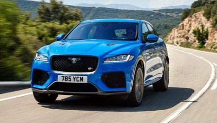 Jaguar J-Pace SUV confirmed, small 'A-Pace' possible