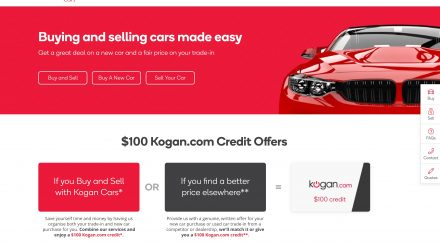Kogan Cars launches as new online car buying service