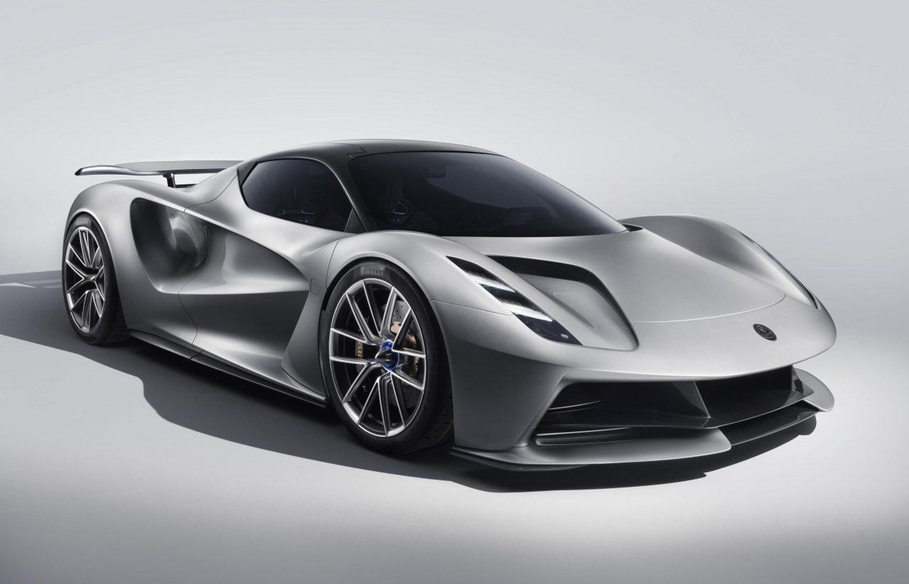 lotus evija revealed worlds  powerful production car performancedrive