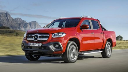 Mercedes-Benz X-Class to be dropped - report