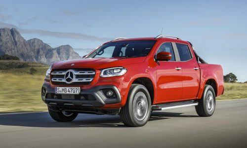 Mercedes-Benz X-Class to be dropped – report