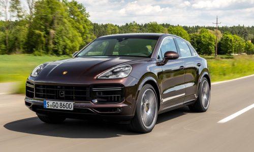Porsche global sales up 2.0% for 2019 first half