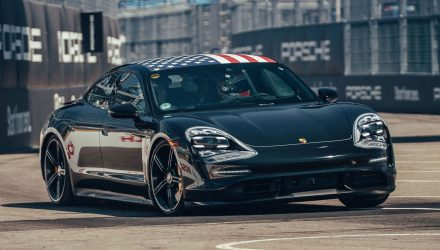 Porsche Taycan EV set to overtake 911 sales