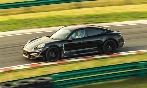 Porsche Taycan goes on tour, demo runs at Goodwood confirmed