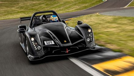 Radical Rapture road-legal track weapon revealed