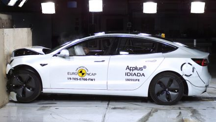 Tesla Model 3, Audi A6 earn 5-star ANCAP safety rating