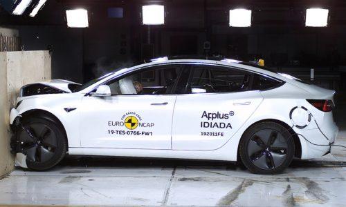 Tesla Model 3, Audi A6 earn 5-star ANCAP safety rating