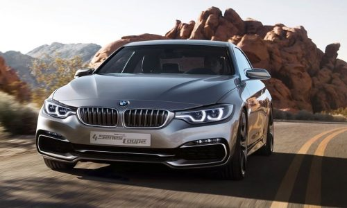 2020 BMW 4 Series concept to debut at Frankfurt show – report