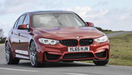 2020 BMW M3 powertrain confirmed; up to 375kW, AWD & manual options