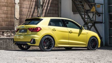 ABT creates S1-like upgrade for 2019 Audi A1 40 TFSI