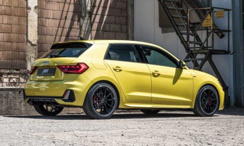 ABT creates S1-like upgrade for 2019 Audi A1 40 TFSI