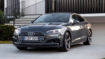 2019 Audi A5 update announced, price cuts for 45 TFSI